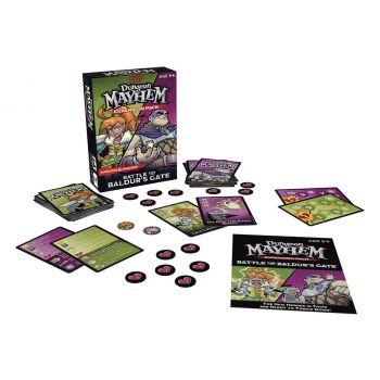 Dungeons & Dragons extension jeu de cartes Dungeon Mayhem : Battle for Baldur's Gate *ANGLAIS*