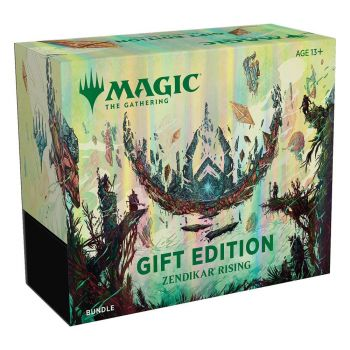 Magic the Gathering Zendikar Rising Bundle Gift Edition *ANGLAIS*