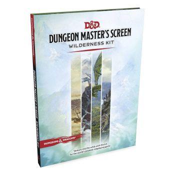 Dungeons & Dragons RPG Écran du Maître du Donjon Wilderness Kit *ANGLAIS*
