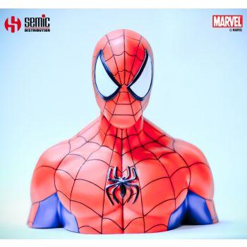 Marvel Comics buste / tirelire Spider-Man 17 cm