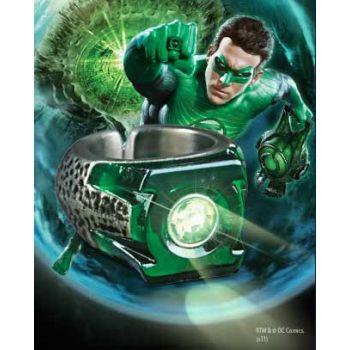 Green Lantern Movie bague lumineuse