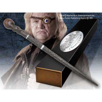 Harry Potter réplique baguette de Maugrey Fol-Oeil (édition personnage)