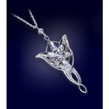 Le Seigneur des Anneaux pendentif Arwen Etoile du Soir