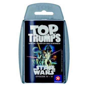 Star Wars IV-VI Top Trumps *ALLEMAND*
