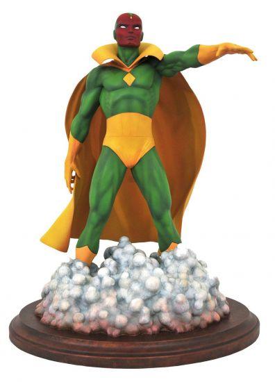 Marvel Comic Premier Collection statuette The Vision 28 cm --- EMBALLAGE ENDOMMAGE
