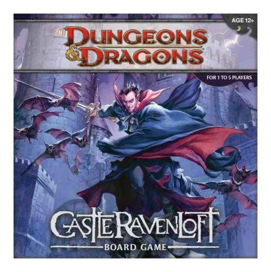 Dungeons & Dragons jeu de plateau Castle Ravenloft *ANGLAIS*