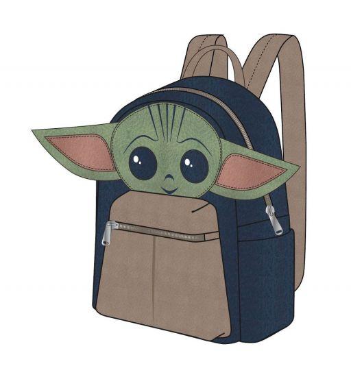 Star Wars The Mandalorian sac à dos Casual Fashion The Child