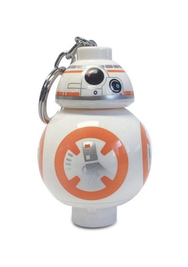 LEGO Star Wars porte-clés lumineux BB-8 6 cm