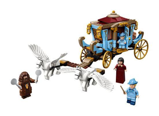 LEGO® Harry Potter™ - Le carrosse de Beauxbâtons : l'arrivée à Poudlard™ --- EMBALLAGE ENDOMMAGE