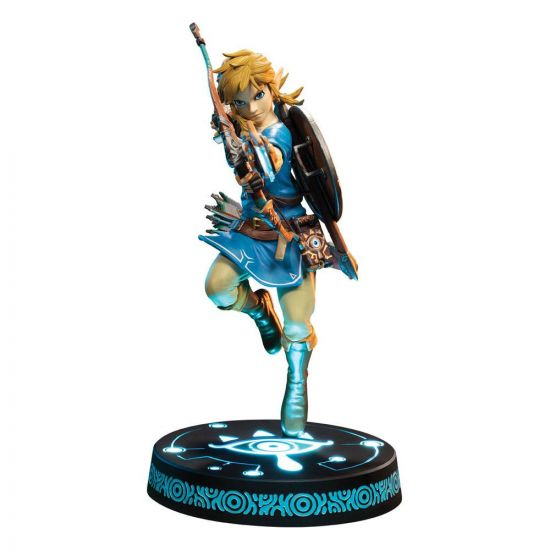 The Legend of Zelda Breath of the Wild statuette PVC Link Collector's Edition 25 cm
