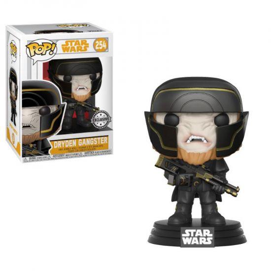 Star Wars Solo POP! Vinyl Bobble Head Dryden Henchman 9 cm
