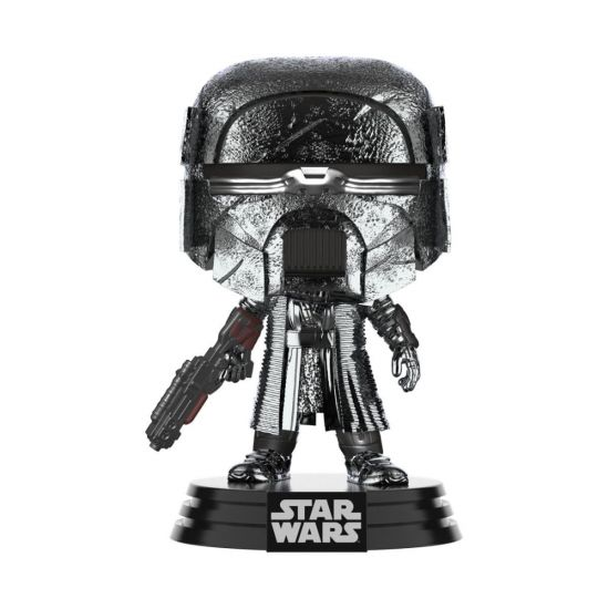 Star Wars POP! Movies Vinyl figurine KOR Blaster (Chrome) 9 cm