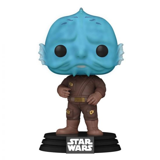 Star Wars The Mandalorian POP! TV Vinyl Figurine Mithril 9 cm
