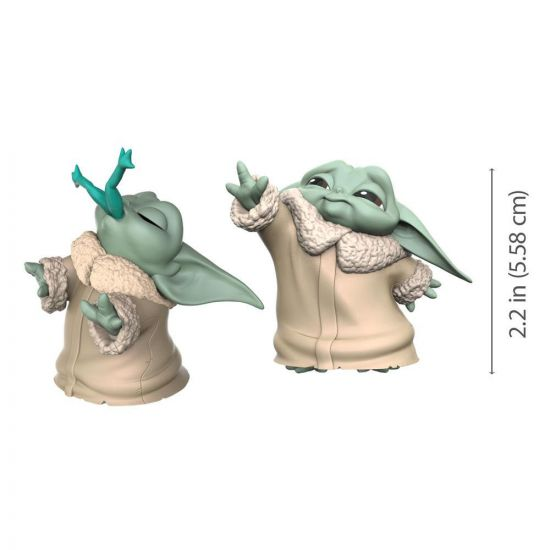 Star Wars Mandalorian Bounty Collection pack 2 figurines The Child Froggy Snack & Force Moment