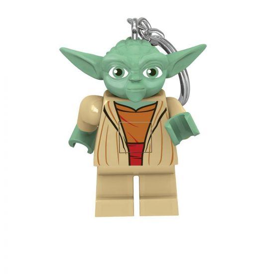 LEGO Star Wars porte-clés lumineux Yoda 6 cm