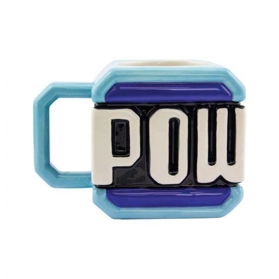 Super Mario mug Pow Block