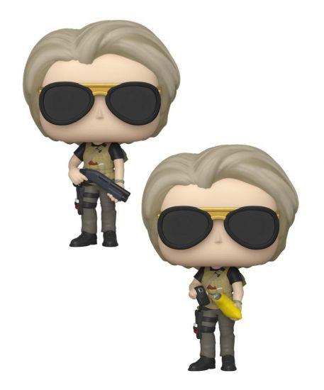 Terminator: Dark Fate assortiment POP! Movies Vinyl figurines Sarah Connor 9 cm (6)