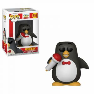 Toy Story POP! Disney Vinyl Figurine Wheezy 9 cm - Emballage endommagé