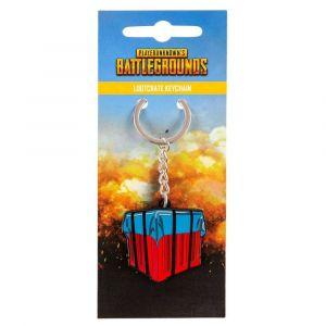 Playerunknown's Battlegrounds porte-clés métal Loot Crate