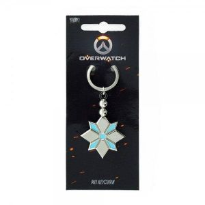 Overwatch porte-clés métal Mei