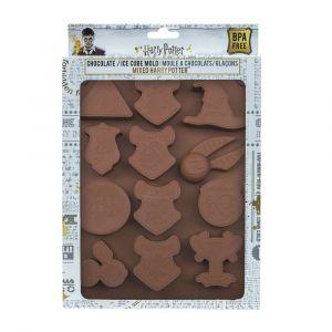 Harry Potter moule à chocolats / glaçons Logos