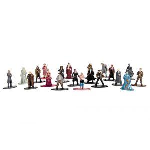 Harry Potter pack 20 figurines Diecast Nano Metalfigs Wave 2 4 cm