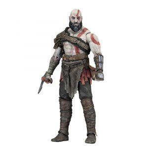 God of War 2018 figurine 1/4 Kratos 45 cm --- EMBALLAGE ENDOMMAGE