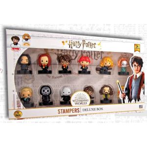 Harry Potter pack 12 tampons Wizarding World 4 cm