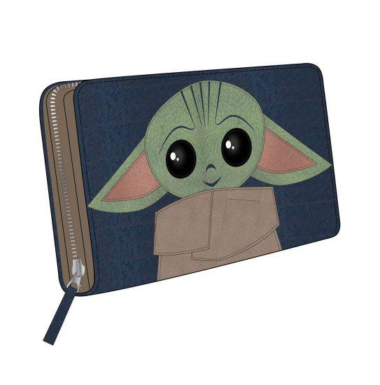 Star Wars The Mandalorian porte-monnaie / étui à cartes de visite The Child