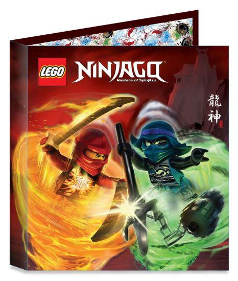 LEGO Ninjago classeur