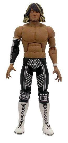 New Japan Pro-Wrestling Wave 1 figurine Ultimates Hiroshi Tanahashi 18 cm
